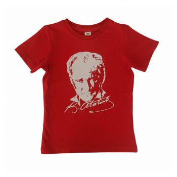 Atatürk Baskılı Tişörtler