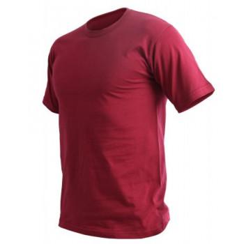 0 Yaka Kısa Kollu T-Shirt