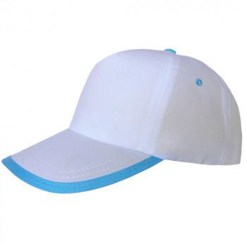 Biyeli Turkuaz Promosyon Şapka