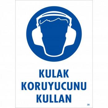 Kulak Koruyucusunu Kullan