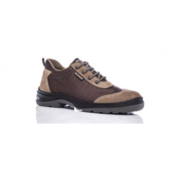 EXPS 1402 İş Ayakkabısı Kahverengi