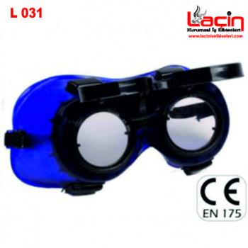 İntegral Legent İntegral S502 Kaynak Camlı 777 Koruyucu Gözlük