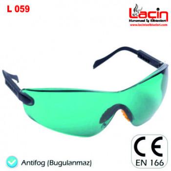 Silicon Yeşil Lens