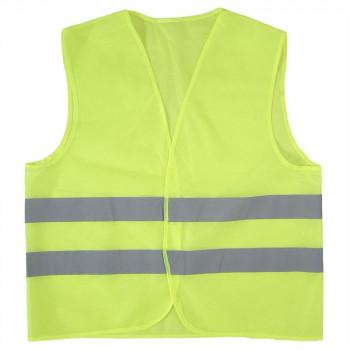 Fosforlu Yelek Sarı İkaz Yeleği